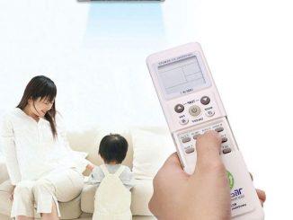 sử dụng điều hòa cho trẻ sơ sinh